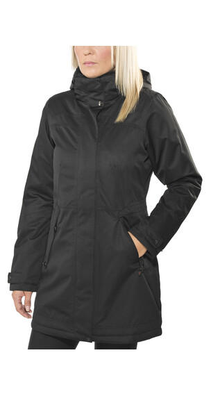 Maier Sports Lisa 2 Mantel Damen black